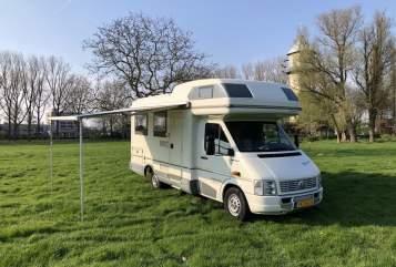 Wohnmobil mieten in Dordrecht von privat | Volkswagen Missouri