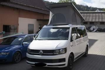 Wohnmobil mieten in Mainz von privat   VW  CaSimir