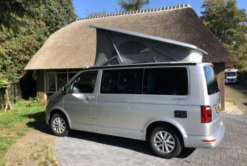 Wohnmobil mieten in Dalen von privat | Volkswagen T6 VW T6 Aut