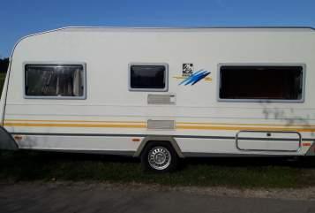 Wohnmobil mieten in Fuchstal von privat   Knaus Mountain View