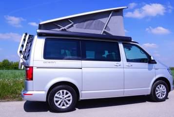 Wohnmobil mieten in Aschheim von privat   VW David