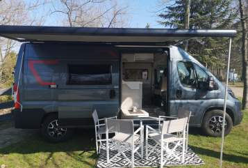 Wohnmobil mieten in Sandersdorf-Brehna von privat | Challenger Vany 114