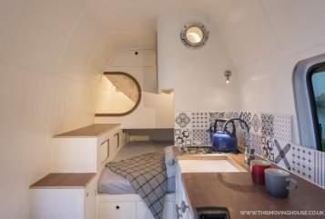 Wohnmobil mieten in Darmstadt von privat | Mercedes Culinator