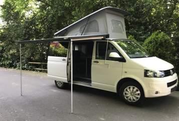 Wohnmobil mieten in Voorburg von privat   VW  Ocean Drive