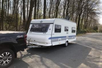 Wohnmobil mieten in Oberhausen von privat | Hobby Hobby