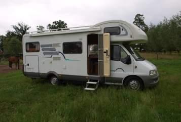 Wohnmobil mieten in Vriezenveen von privat   Hymer Hymer 644 GT