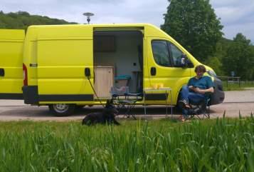 Wohnmobil mieten in Aichtal von privat | Citroen Happy Jumper