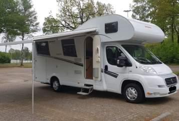 Wohnmobil mieten in Bodegraven von privat | Dethleffs Trend A 6977