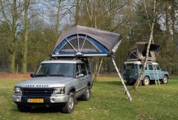 Wohnmobil mieten in Barneveld von privat | Land Rover VAN HET PAD 03