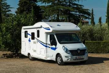 Wohnmobil mieten in Rendsburg von privat | Ahorn 1horn