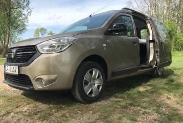 Wohnmobil mieten in Winhöring von privat | Dacia ÖkoLöwe
