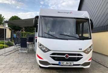 Wohnmobil mieten in Gornau/Erzgeb. von privat | Sunlight Sunlight