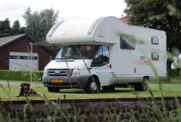 Wohnmobil mieten in Borger von privat | Ford 2.4Tdci 140pk Erik's