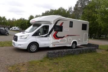 Wohnmobil mieten in Eilenburg von privat   challenger Lemmy