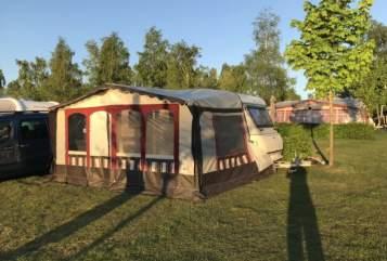 Wohnmobil mieten in Dreieich von privat | Hobby Hobbelchen