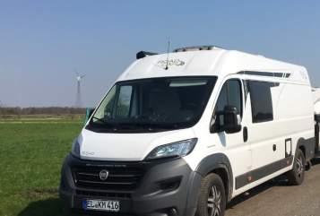 Wohnmobil mieten in Bockhorst von privat | Fiat/Pössl Primo