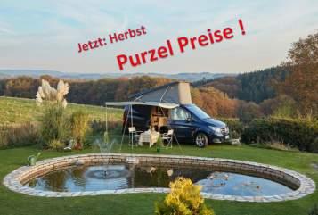 Wohnmobil mieten in Kürten von privat   Mercedes Marco Polo 2,2