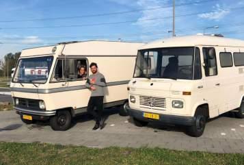 Wohnmobil mieten in Amsterdam von privat | Hymer CamperFest #3