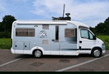 Wohnmobil mieten in Overloon von privat   Knaus KNAUS Sun Ti