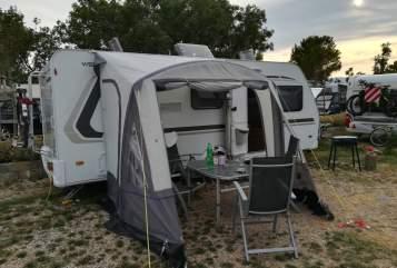Wohnmobil mieten in Herford von privat | Weinsberg Falken Nest