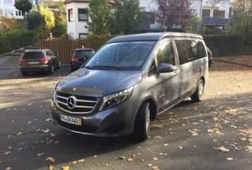 Wohnmobil mieten in Paderborn von privat   Mercedes Benz Schorsch