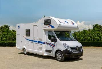 Wohnmobil mieten in Neuss von privat | Ahorn AC 683 Eco