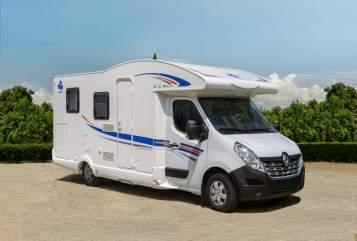 Wohnmobil mieten in Neuss von privat | Ahorn ACT 690 Eco+
