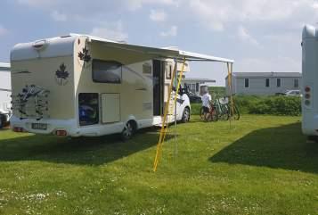 Wohnmobil mieten in Sehnde von privat   Ahorn Ahorn in Sehnde