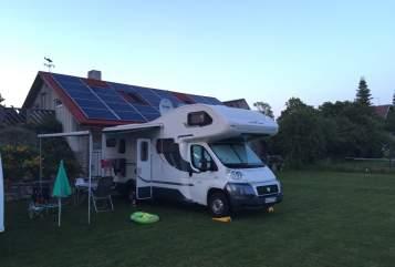 Wohnmobil mieten in Mannheim von privat | Roller Team Beppo