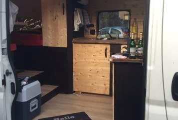 Wohnmobil mieten in Rostock von privat | Peugeot Schneeweißchen