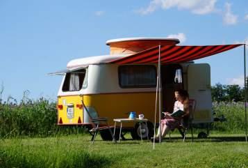 Wohnmobil mieten in Östringen von privat | Hymer Erbse