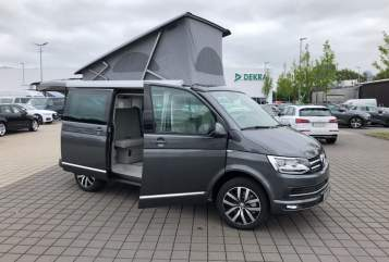 Wohnmobil mieten in Flensburg von privat   Volkswagen Cultcamper