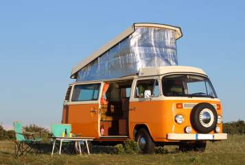 Wohnmobil mieten in Hamburg von privat   Volkswagen Willi