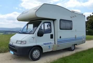Wohnmobil mieten in Wernau von privat | Fiat Ducato Familienkutsche