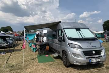 Wohnmobil mieten in Darmstadt von privat | Westfalia Silver Dreamer
