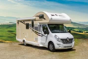 Wohnmobil mieten in Apolda von privat   Renault  Gabi