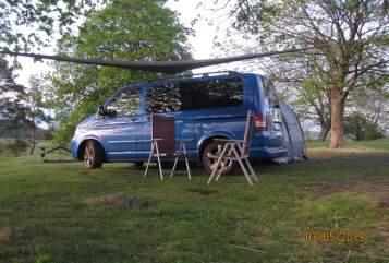 Wohnmobil mieten in Fritzlar von privat | Volkswagen Multibulli