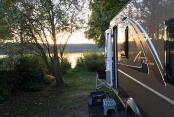 Wohnmobil mieten in Hamburg von privat | Bürstner Scotty Hamburg