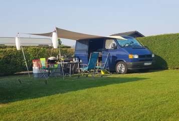 Wohnmobil mieten in Rommerskirchen von privat | VW BBQ-Mobil