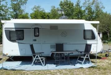 Wohnmobil mieten in Tirschenreuth von privat | Knaus Family-Camper