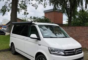 Wohnmobil mieten in Flensburg von privat   Volkswagen Cultcamper 2