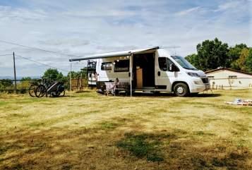 Wohnmobil mieten in Dresden von privat | Sunlight Sunny