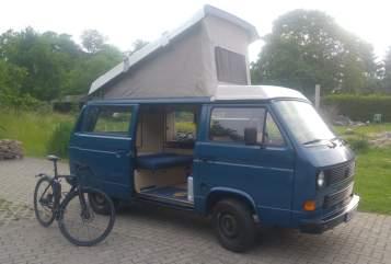 Wohnmobil mieten in Rostock von privat | VW DORI