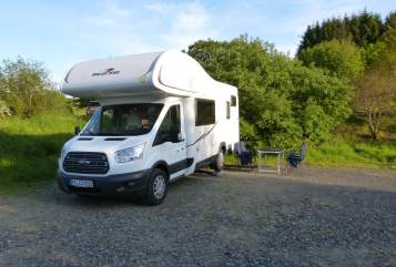 Wohnmobil mieten in Eisenbach von privat | Ford Wally