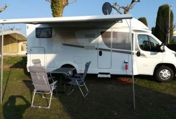 Wohnmobil mieten in Kutzleben von privat | Carado  Carado T 334
