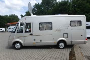 Wohnmobil mieten in Oranienburg von privat | Fiat Ducato Joschi