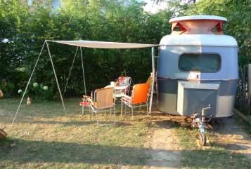 Wohnmobil mieten in Hergatz von privat | Hymer Eriba Wohnwägelchen