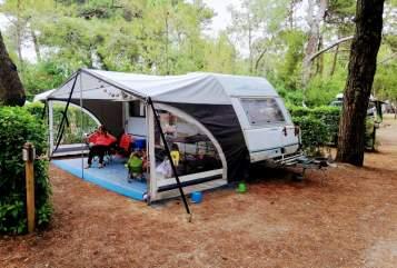 Wohnmobil mieten in Geretsried von privat   Eifelland VillaKunterbunt
