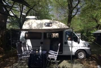Wohnmobil mieten in Chieming von privat | Fiat Emma