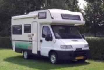 Wohnmobil mieten in Den Haag von privat   Fiat Sminty Minty